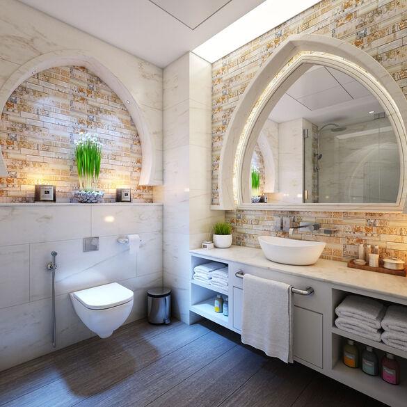 Encimeras para cocinas y baños