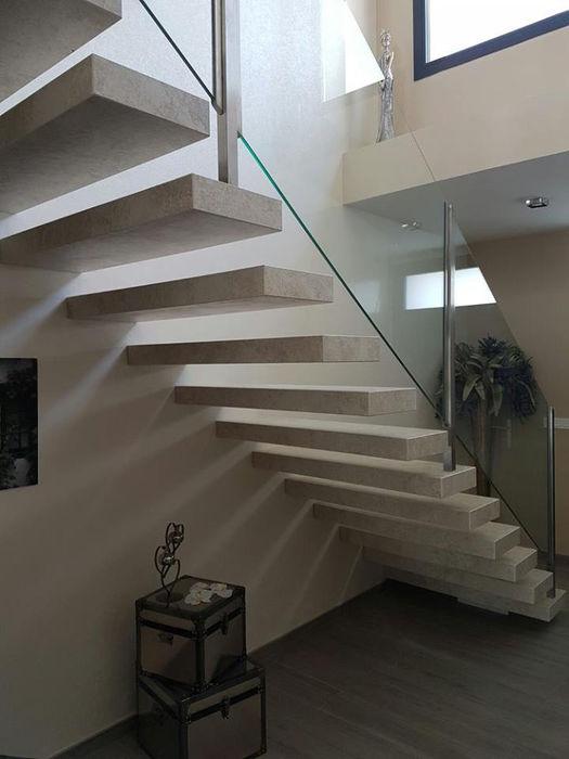 materiales para escaleras de interior simple escalera